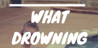 What Drowning Really Looks Like