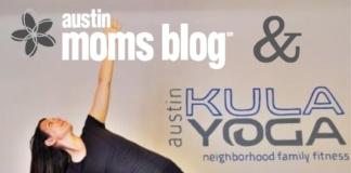Austin Moms Blog Presents Mommy Yoga from Austin Kula Yoga