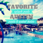 Favorite Splash Pads, Pools, & Water Holes in Austin