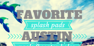 Austin Moms Blog Favorite Water Holes, Pools, and Splash Pads