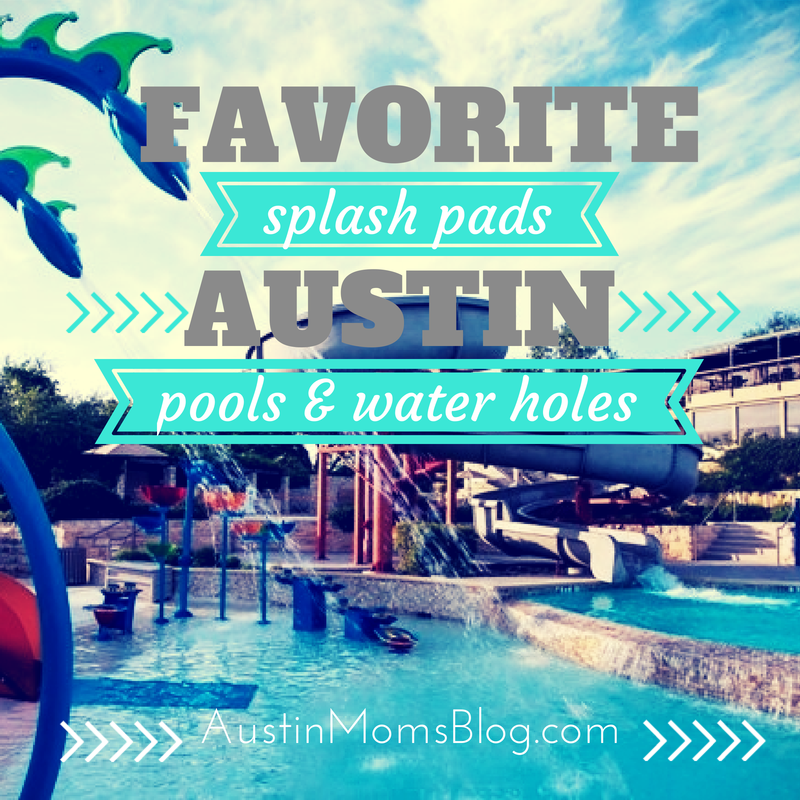 California Pizza Kitchen Domain: Favorite Splash Pads, Pools, & Water Holes In Austin