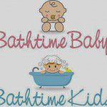 bathtime baby and kids logo