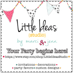 Little Ideas Logo for blog