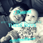 Top 7 Reasons This Mom Chose to Breastfeed