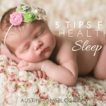 5 Tips for Healthy Sleep by the Sleep Expert, Katie Bartley