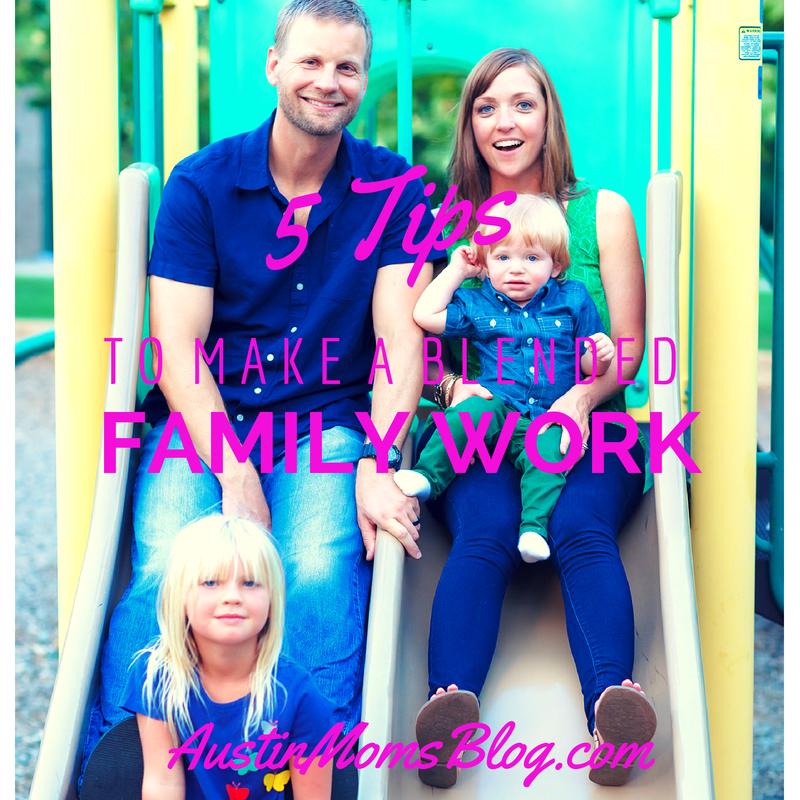 Blended family blog
