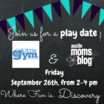 Get Ready For a Playdate at The Little Gym