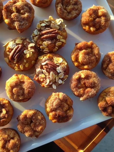 Pumpkin Muffins | Austin Moms Blog