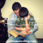 Raising Readers: Tips for Early Literacy