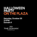 Halloween Party on the Plaza at the Domain!