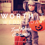 Worth it Wednesday: Tom Arma Costumes