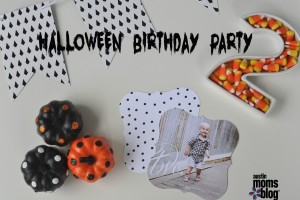 Halloween Birthday Party | Austin Moms Blog
