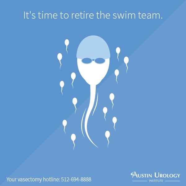 Austin Urology Institute E-card 003 - Swim Team