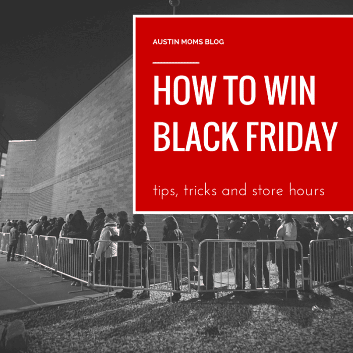 Black Friday | Austin Moms Blog