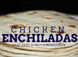 austin-moms-blog-8-ingredients-chicken-enchiladas-recipe