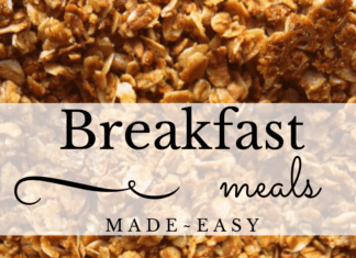 Austin Moms Blog | 5 Easy Breakfast Meals
