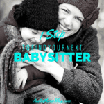 1 Step to Find Your Next Babysitter: CareBooker