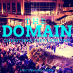 The Domain Christmas Tree Lighting + GIVEAWAY