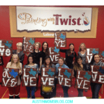 Painting With a Twist, Lakeway Style