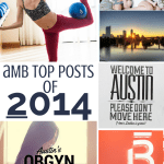 Austin Moms Blog's TOP Blogs of 2014