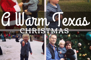Austin Moms Blog | A Warm Texas Christmas