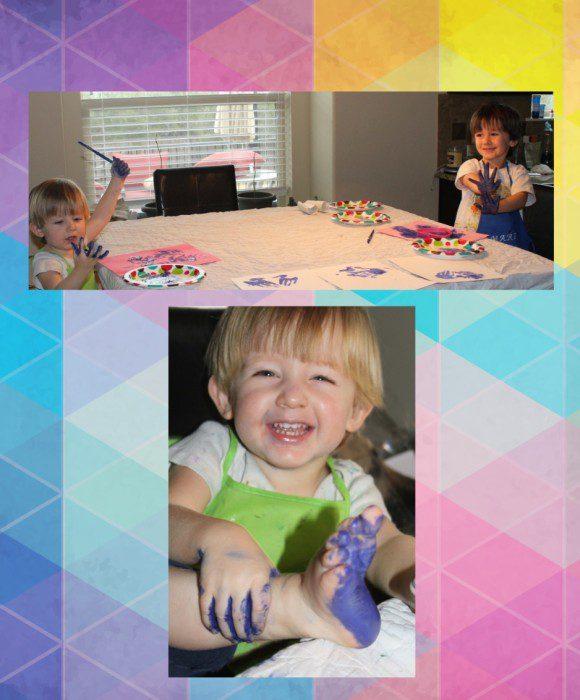 Austin Moms Blog-Malu-Valentine's Day Crafts-Head to Toe