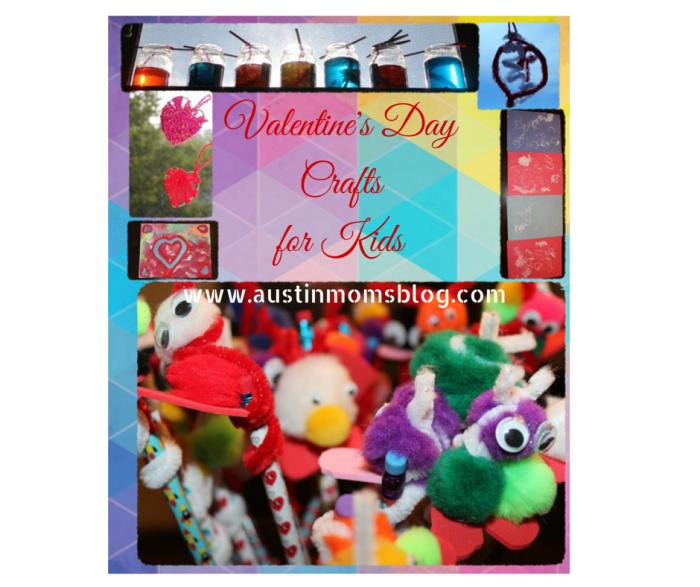 Austin Moms Blog-Malu-Valentine's Day Crafts-Valentine's Day Crafts for Kids Main 1