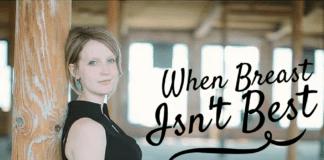 Austin Moms Blog | When Breast Isn't Best