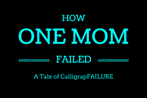 Austin Moms Blog | One Mom's Epic DIY Fail