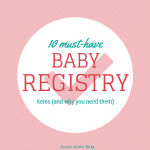 Baby Registry Must-Haves