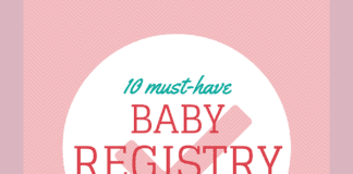 Austin Moms Blog | 10 Must Have Baby Registry Items