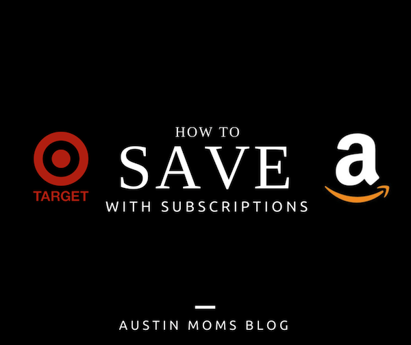 Austin Moms Blog | Simplify Your Life With Subscriptions