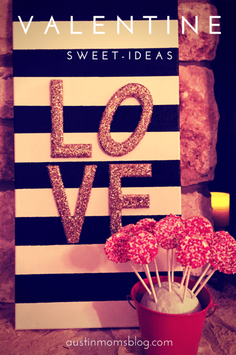 Austin Moms Blog | Valentine's Day Cookie Bouquet