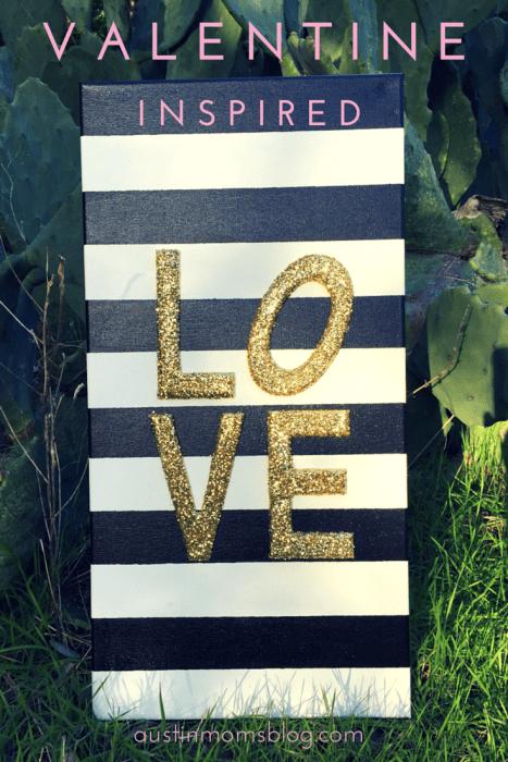 Austin Moms Blog | Valentine's Day Home Decor
