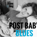 The Difference Between Postpartum Depression & Post-Baby Blues