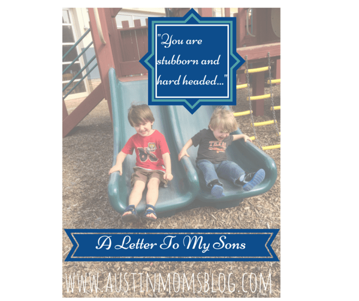 Austin Moms Blog-Malu Talan-A letter to my sons-me and my loves-final featured image