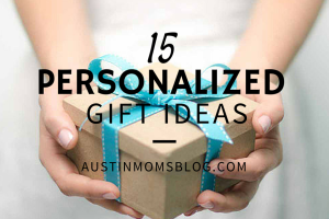 Austin Moms Blog | 15 Personalized Gift Ideas