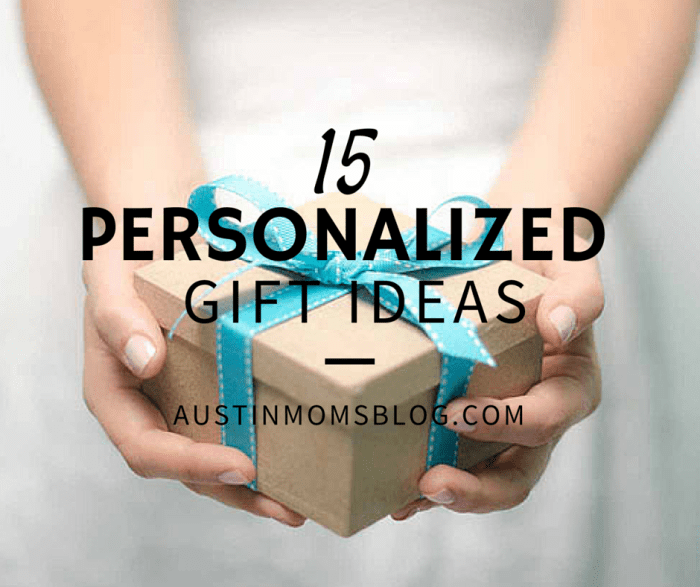 Austin Moms Blog   15 Personalized Gift Ideas