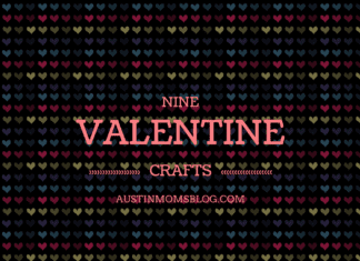 Austin Moms Blog | Valentine's Day Crafts for the Kids