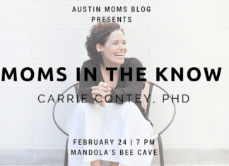 Austin Moms Blog | Moms in the Know with Carrie Contey