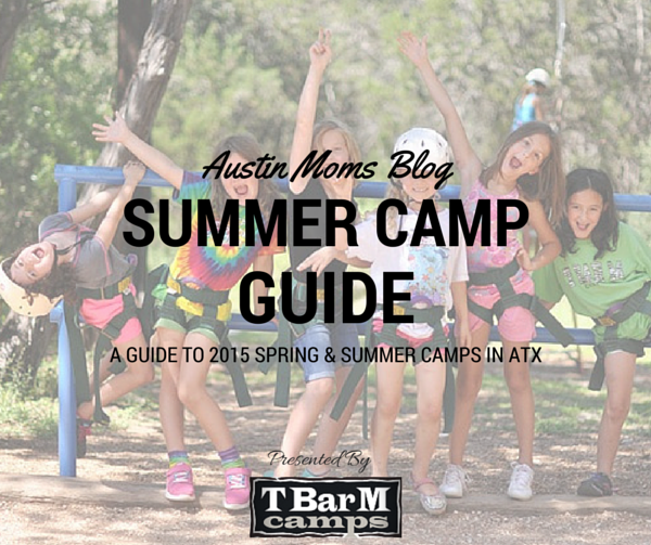 Austin Moms Blog | 2015 Summer Camp Guide