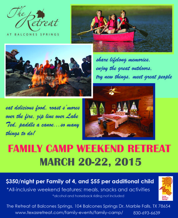 family camp flyer 2015