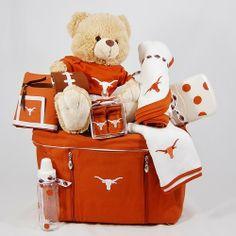 TexasLonghornEasterbasket