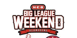 Austin Moms Blog | H-E-B Big League Weekend in San Antonio