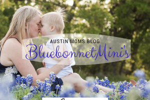 Austin Moms Blog | Bluebonnet Mini Sessions