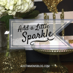 Add a Little Sparkle to Your Life