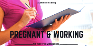 Austin Moms Blog | 7 Pregnancy Scenarios to Prepare you for Work + Pregnancy