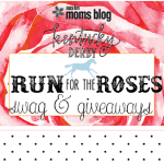 Run for the Roses :: Swag + Giveaways + TICKETS!