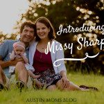Meet Our New Contributor: Missy Sharpe