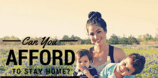 Austin Moms Blog | Can You Afford to Stay at Home?